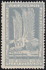 Deutsches Reich Flugmarke Mi.Nr. 4 a postfrisch geprüft BPP Mi.Wert 130€ (6801)
