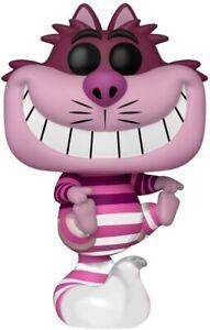 FLAWED Box Funko Disney Alice 70th Anniversary Cheshire Cat Pop Figure