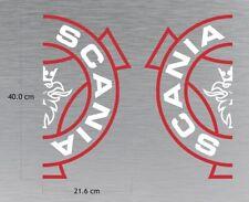 Scania Window  Decals / stickers