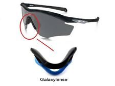 Galaxy Nose Pads Rubber Kits For Oakley M2 Frame Sunglasses Blue