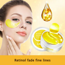 Moisturizing Collagen Eye Patches Gel Mask For Eyes Bags Dark Circles Wrinkle 0