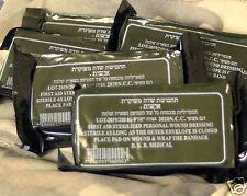 LOT 10 dressing Trauma Bandage Field Emergency IFAK Israeli Army IDF emt combat