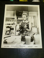 MOLLY BEE, orig b/w from GOING STEADY - 1958