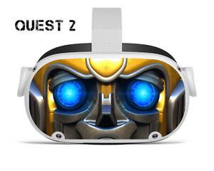 Vinyl Skin to fit Oculus Quest 2 - Bee Sticker / Decal / Skin