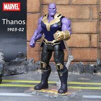 New Thanos Marvel Avengers Legends Comic Heroes Action Figure 16CM Kids Toys
