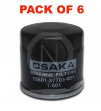 OSAKA OIL FILTER OZ443 INTERCHANGEABLE WITH RYCO Z443 (BOX OF 6)
