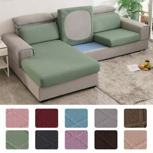 Jacquard Sofa Cover Stretch Cushion Protector Furniture Slipcover Couch Cover