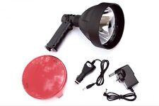 CLULITE LONG RANGER PISTOL LIGHT PLR-500 - HANDHELD RECHARGEABLE LED - HUNTING