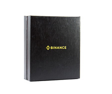 Binance Official Limited Edition Ledger, Hardware Wallet Powered by Safepal