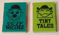 Gumball Premium Mini Books, 1965 C.H.P., Set of 2, Mint Sealed
