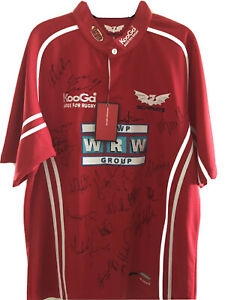 Scarlets Signed Rugby Jersey