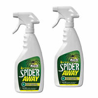 2-Pack Star Brite Spider Away Non Toxic Repellent 22 oz 95022 Safe For Pets