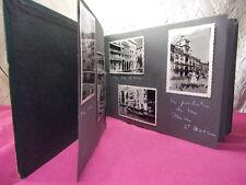 ALBUM PHOTOS / VOYAGE ITALIE & YOUGOSLAVIE Venise, Dubrovnik...vers 1950