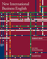 New International Business English Student's Book. Communication Skills in Engli
