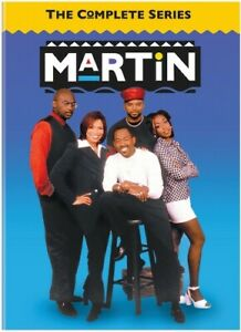 Martin: The Complete Series (DVD), Very Good DVD, Various, Various