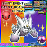 ✨SHINY✨ 6IV EVENT GENGAR  / Pokemon Ultra Sun and Moon ORAS XY 3DS +MasterBall
