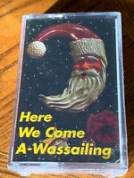 NEW Christmas Here We Come A-Wassailing (Cassette Tape,1996) Super RARE OOP