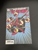 MILES MORALES SPIDER-MAN #6 (2nd PRINT) VARIANT 1st APP STARLING 2019