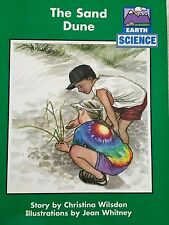 Teacher Big Book THE SAND DUNE Kindergarten 1st Oversized  EARTH SCIENCE
