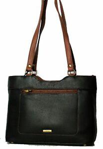 Nova Leather - Ladies Leather Shoulder Bag 829 RRP £84.99