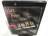 Harry Potter and the Prisoner of Azkaban 4K UHD Ultra HD Blu-ray