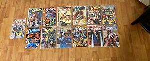 X-men Comic Lot