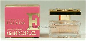 ღ Especially - Escada - Miniatur EDP 6,5ml