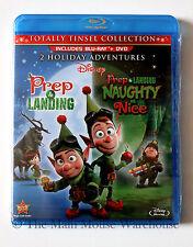 Disney Christmas Prep and Landing Prep & Landing Naughty vs. Nice Blu-ray & DVD