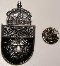Deutsch Ostafrika Kolonie Löwe Krone Adler l Anstecker l Abzeichen l Pin 134