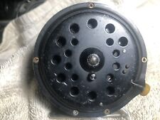 Shakespeare Fly Real Omni 33 Vintage Rolls & Clicker Is Nice And Loud !