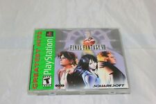 Final Fantasy VIII (Sony PlayStation 1, 1999) *Game Only* * No Manual or Case*