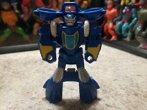 "Playskool Heroes Rescue Rig High Tide  Rescue Bots 4""  Figure Transformers"