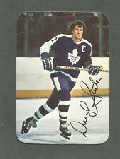 1977-78 OPC O-Pee-Chee Hockey Darryl Sittler #20 Maple Leafs Insert Subset NM/MT