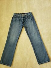Lucky Brand Mens RELAXED STRAIGHT Jeans size 36 x 36 Zipper Fly