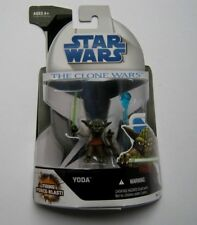 HASBRO STAR WARS YODA FIGURE WITH ACCESSORIES NEW FREE P&P