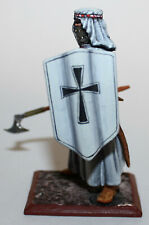 Figurine Emporium Medieval Knight Shield Battle Ax St Petersburg Cross Russian