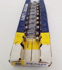 Box of 9 General Electric GE DE3425 12V 10W Automotive Dome Lamps Light Bulbs