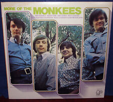 "MONKEES ""More Of The"" Original Japan only BELL Lp alternate cover! w/inserts"