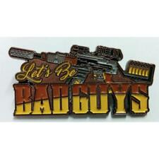Loot Crate Firefly Serenity Let's Be Bad Guys Collectible Gun Pin Jayne Cobb NEW