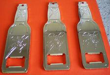 3 FLASCHENÖFFNER-MIT MAGNET-KARLSBERG MIXERY-wiegt 78 gramm-ca :15,1 cm x 4,2 cm