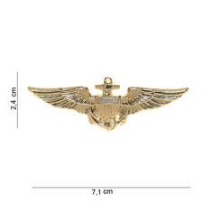 Us Army Navy piloto Wings insignia badge pin USMC airforce marines wk2 wkii ww2