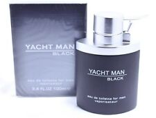 Myrurgia Yacht Man Black for Men - 3.4 oz EDT Spray