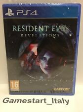 RESIDENT EVIL REVELATIONS - SONY PS4 - NUOVO SIGILLATO - NEW SEALED PAL VERSION