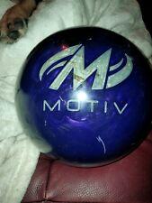 New listing motiv bowling ball 12lb