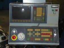 GE FANUC O-MC CNC CONTROL WITH CABINET, WITH A06B-6058-H334, A06B-6059-H203, A02