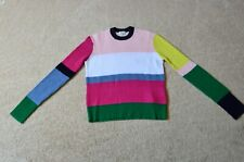Kenzo Color Block Sweater Size XS