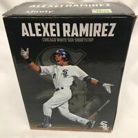 Chicago White Sox ALEXEI RAMIREZ SGA NIB XFINITY Baseball Bobblehead MLB