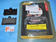 2 plaquettes de frein Avant SEMC BREMBO Kawasaki ZXR 400 ZX 400 L  neuf