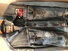 Levi's denim jacket blackout NY limited edition product With roots M
