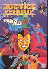 JUSTICE LEAGUE ADVENTURES FRIENDS AND FOES VOLUME 02 DIGEST DC 2004